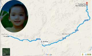 Thắt lòng hành trình đạp xe 50km tìm mẹ của bé gái 8 tuổi