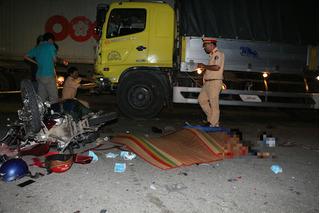 Tai nạn kinh hoàng sau chầu nhậu bí tỉ, 2 thanh niên tử vong