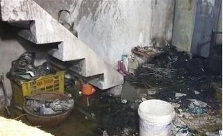 Sau tiếng nổ, cặp vợ chồng tử vong bất thường trong căn nhà cháy rụi