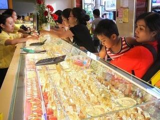 Giá vàng hôm nay 30/11: Tăng nhẹ bất chấp giá vàng thế giới đi xuống