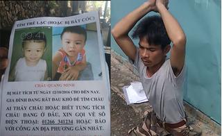 Người cha quỳ lạy bên đường mong tìm lại con trai 3 tuổi mất tích bí ẩn