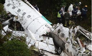Vụ máy bay rơi ở Colombia có thể được xem là một vụ ngộ sát