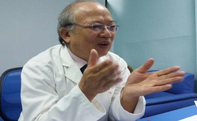 PGS. TS Hoàng Công Đắc cho biết bệnh nhân ung thư chỉ nên coi cà rốt như một thực phẩm chức năng hỗ trị điều trị bệnh