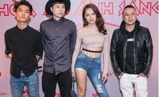 Học Sơn Tùng M-TP, Hương Giang Idol diện