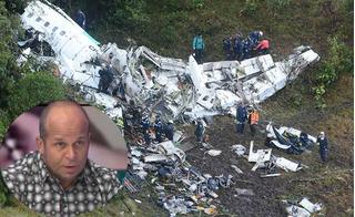 Bí ẩn lời tiên tri chính xác về thảm họa máy bay rơi ở Colombia