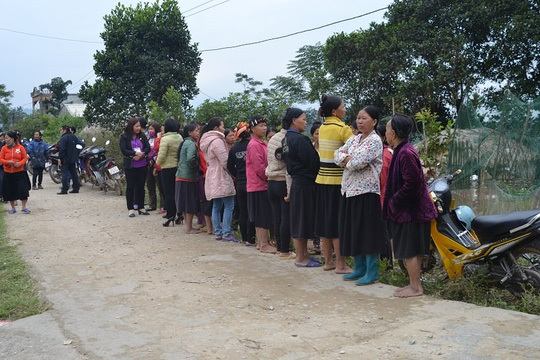 thảm sát tại Hà Giang