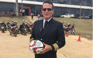 Rơi nước mắt hoàn cảnh của hai phi công trên chiếc máy bay rơi ở Colombia