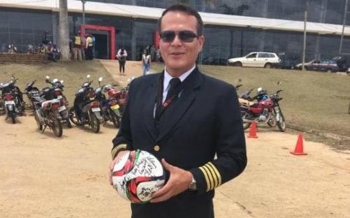 Chân dung phi công Miguel Quiroga của chiếc máy bay rơi ở Colombia