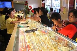 Giá vàng hôm nay (3/12) tăng 250.000 đồng/lượng