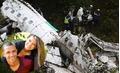 Vợ các cầu thủ Brazil xấu số trong tai nạn máy bay quyết định góp gạo thổi cơm chung