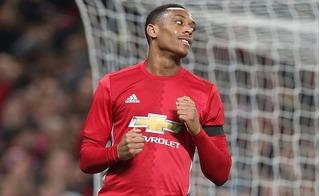 Martial đầy tự tin trước trận đấu với Everton