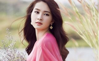 Vẻ đẹp không tì vết của Hoa hậu Đặng Thu Thảo