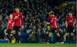 Fellaini báo hại, Man United tiếp tục chuỗi trận hòa tại Premier League