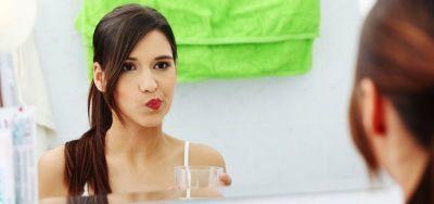 Đau răng sẽ dứt sau 5 phút nhờ nước muối