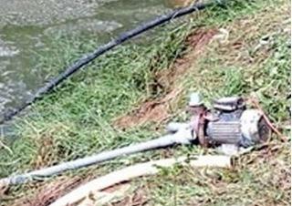 Nguy hiểm chết người từ máy bơm nước