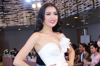 Lệ Hằng sẽ dùng tiếng Việt thi ứng xử nếu lọt top 5 Hoa hậu Hoàn vũ 2016