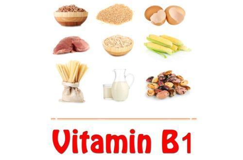 Trẻ biếng ăn nên bổ sung vitamin B1 dưới dạng thực phẩm tự nhiên