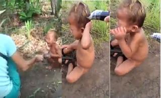 Người đăng clip vụ chích điện em bé hé lộ tình tiết bất ngờ sau các cảnh bạo hành