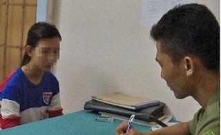 Hẹn nhau giải quyết mâu thuẫn trên facebook, nữ sinh lớp 8 bị đâm trọng thương