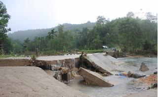 Lũ lụt ở Bình Định: Đã có 9 người thiệt mạng