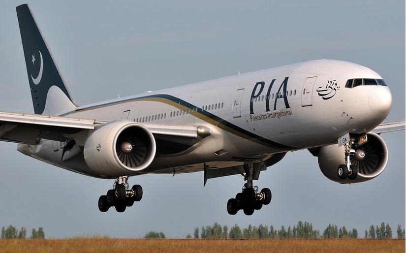 Một chiếc máy bay của Hàng PIA. Ảnh minh họa: Internet