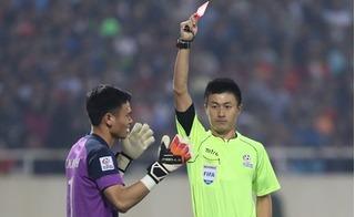 Chấm điểm các cầu thủ Việt Nam trong trận bán kết lượt về với Indonesia: Tội đồ Nguyên Mạnh
