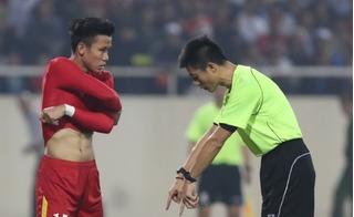 Vì trọng tài Fu Ming, đội tuyển Việt Nam đã thua?