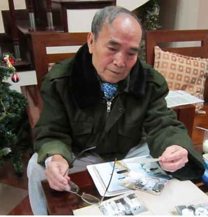 Bác sĩ Đào Bá Vy, nguyên Trưởng khoa Vật lý trị liệu, Bệnh viện 354