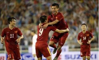 Dù thất bại, đội tuyển Việt Nam vẫn khiến người hâm mộ tự hào