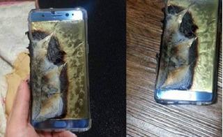 Galaxy Note 7 bốc cháy vì nguyên nhân này?