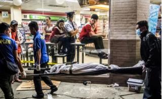 Ác mộng của người tổ chức tang lễ Philippines trong trận