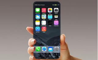 """Dân mê """"Táo"""" phát cuồng vì thiết kế mang tính cách mạng của iPhone 8"""