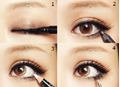 Cách vẽ đường mi mắt đẹp để làm nổi bật đôi mắt của bạn