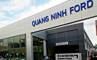 Khách hàng bị stress vì phải sửa xe 13 lần trong 4 tháng tại Quảng Ninh Ford