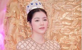 Lý Nhã Kỳ đẹp lộng lẫy trong lễ sắc phong công chúa ở Philippines