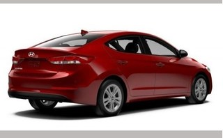 Cận cảnh Hyundai Elantra phiên bản đặc biệt vừa chốt giá 465 triệu