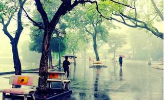 Dự báo thời tiết ngày mai 16/12: Cả nước mưa lạnh, Hà Nội lạnh rét 13 độ