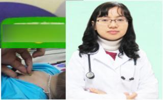 Bác sĩ nói gì về phương pháp chữa ho bằng cách bôi thuốc lên ngực trẻ?