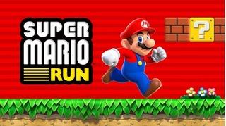 Game Super Mario Run cho iOS vừa ra mắt đã lập tức