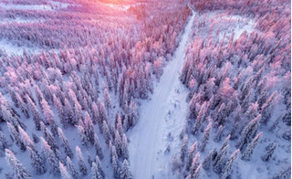 Ngắm quê hương của ông già Noel qua chùm ảnh đẹp tựa chốn thiên đường