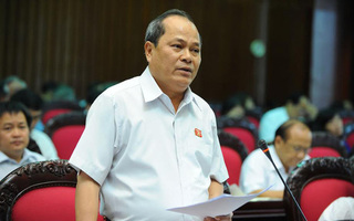 Nhớ mãi những chất vấn nảy lửa của Đại biểu Ngô Văn Minh trên nghị trường Quốc hội
