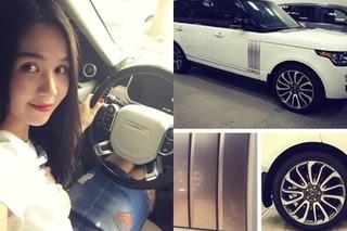Ngắm xế hộp của Ngọc Trinh – phiên bản Land Rover đắt nhất Việt Nam