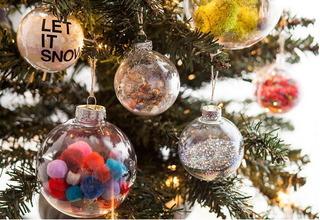 """Noel sắp đến rồi, làm quả cầu sô cô la để tặng """"người ta"""" thôi"""