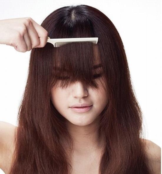 lựa chọn kiểu tóc