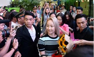 Những hình ảnh đầu tiên của Wonder Girls và Michael Learns To Rock tại Việt Nam