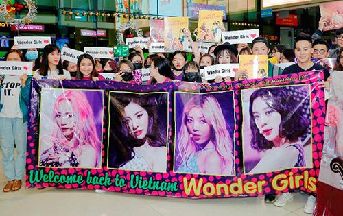Wonder Girls và Michael Learns To Rock đến Việt Nam 4
