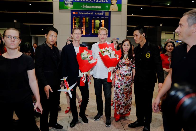 Wonder Girls và Michael Learns To Rock đến Việt Nam 10
