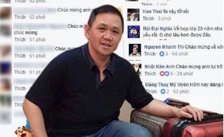 Phản ứng của sao Việt khi Minh Béo về nước