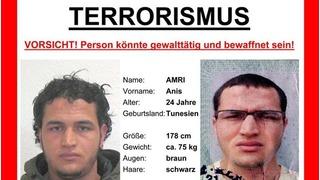 Đã tiêu diệt nghi phạm hàng đầu tấn công chợ Giáng sinh Đức
