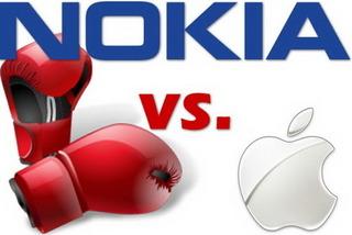 Giáng sinh thì mặc Giáng sinh, Nokia và Apple vẫn quyết lôi nhau ra tòa